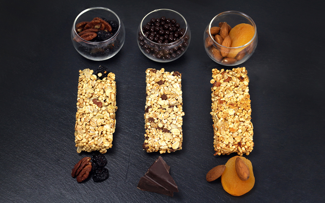 Barres de céréales