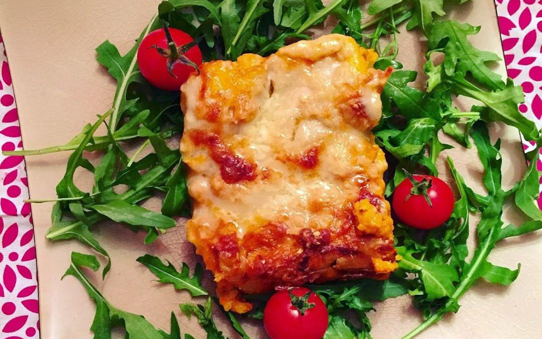 Lasagnes végétales façon bolognaises