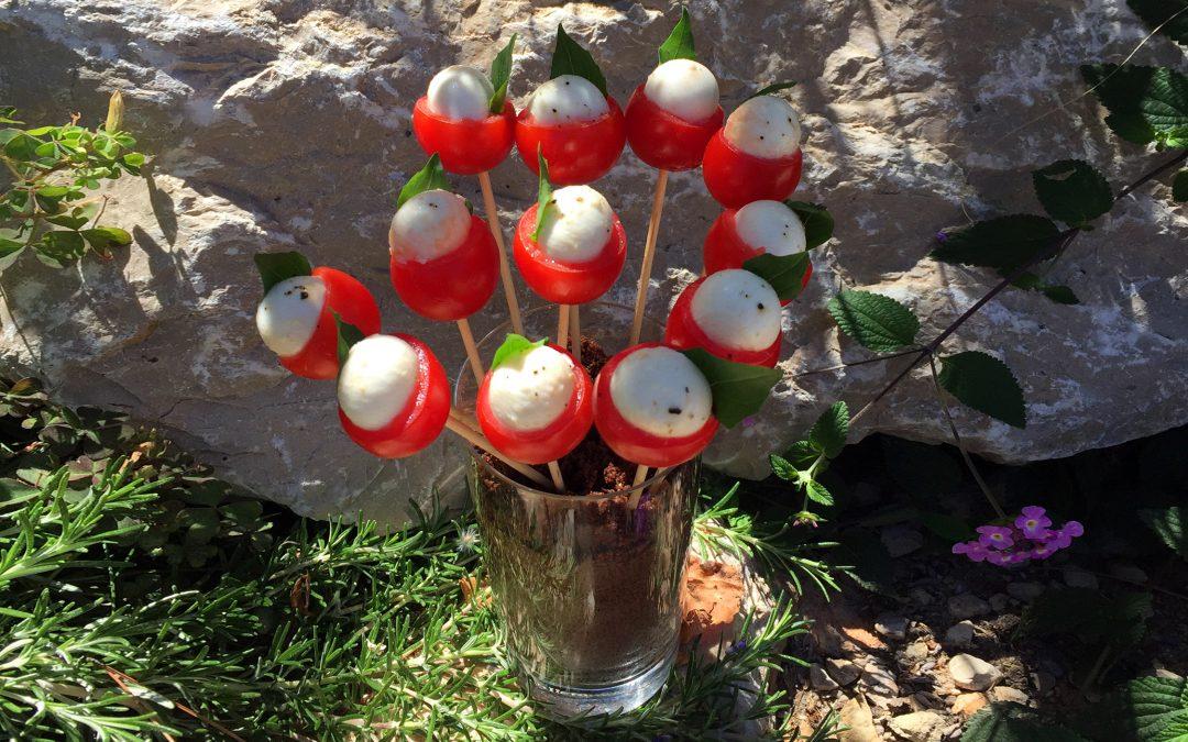 Mozza balls