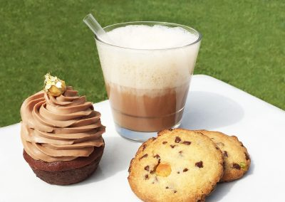 Le goûter «gourmand & praliné» de la rentrée