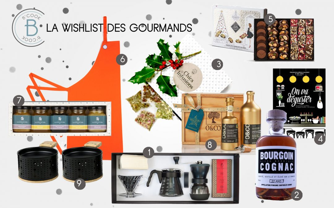 Noel : la wishlist des gourmands