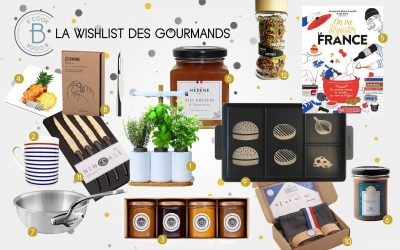 Noel 2017 : La wishlist des gourmands